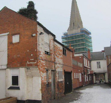 Heritage Statement location, determining historic significance
